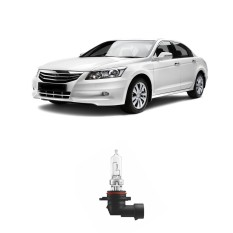 Bosch Lampu Mobil Honda All New Accord High Beam HB3 12V 100W P20d - 0986AL1532 - 1 Buah - Hitam