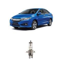 Bosch Sepasang Lampu Mobil Honda City Low Beam All Weather Plus H4 12V 60/55W P43t - 1987304038 - 2 Buah/Set - Putih