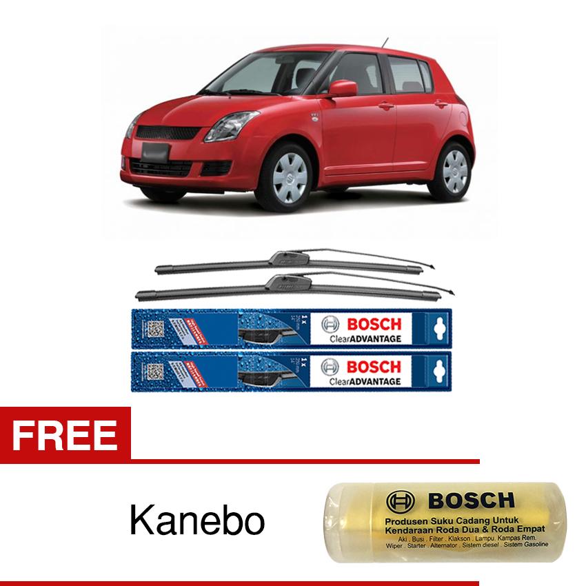 Bosch Sepasang Wiper Kaca Mobil Toyota Kijang Kapsul Advantage ...