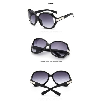 Brand Retro Sunglasses Polarized Lens Vintage Eyewear AccessoriesSun Glasses For Women UV400 - 4