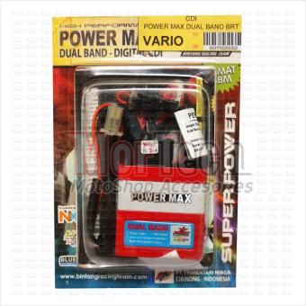 BRT CDI Racing Vario CW - Karbu 110 cc Power Max Dual Band - 2