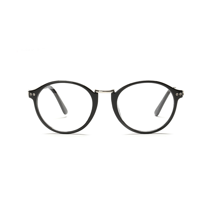 ... [Buy 1 Get 1 Freebie] AORON Retro Fashion Reading GlassesAnti-fatigue Computers Glasses ...