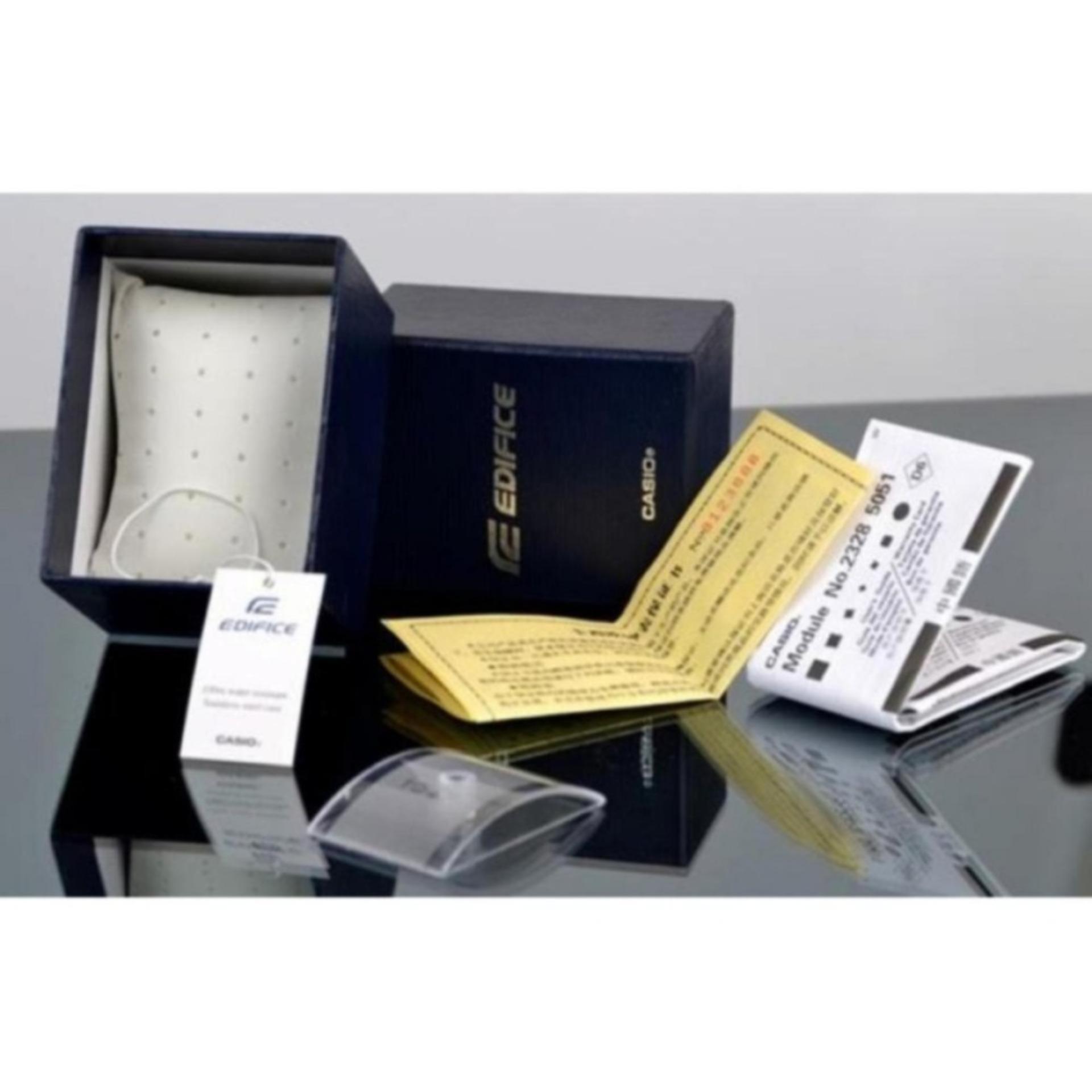 Cari Bandingkan Casio Edifice Ef 560 7av Jam Tangan Pria Silver Efa 133d 8avdf Stainless Steel Grey