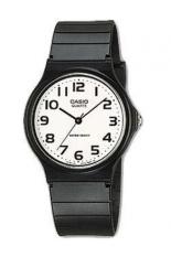 Casio Europe MQ-24-7B2LEF - Jam Tangan Pria - Black - Resin Band