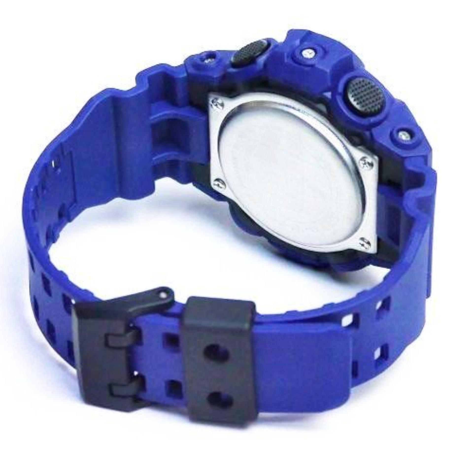 Casio G Shock Dual Time Resin Starp Quartz Movement Jam Tangan Pria Protrek Prg 270 1adr Black