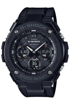 Casio G-Shock GST-S100G-1B Black - intl