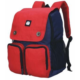 Catenzo Junior Tas Ransel Anak CSTx006 Red Comb
