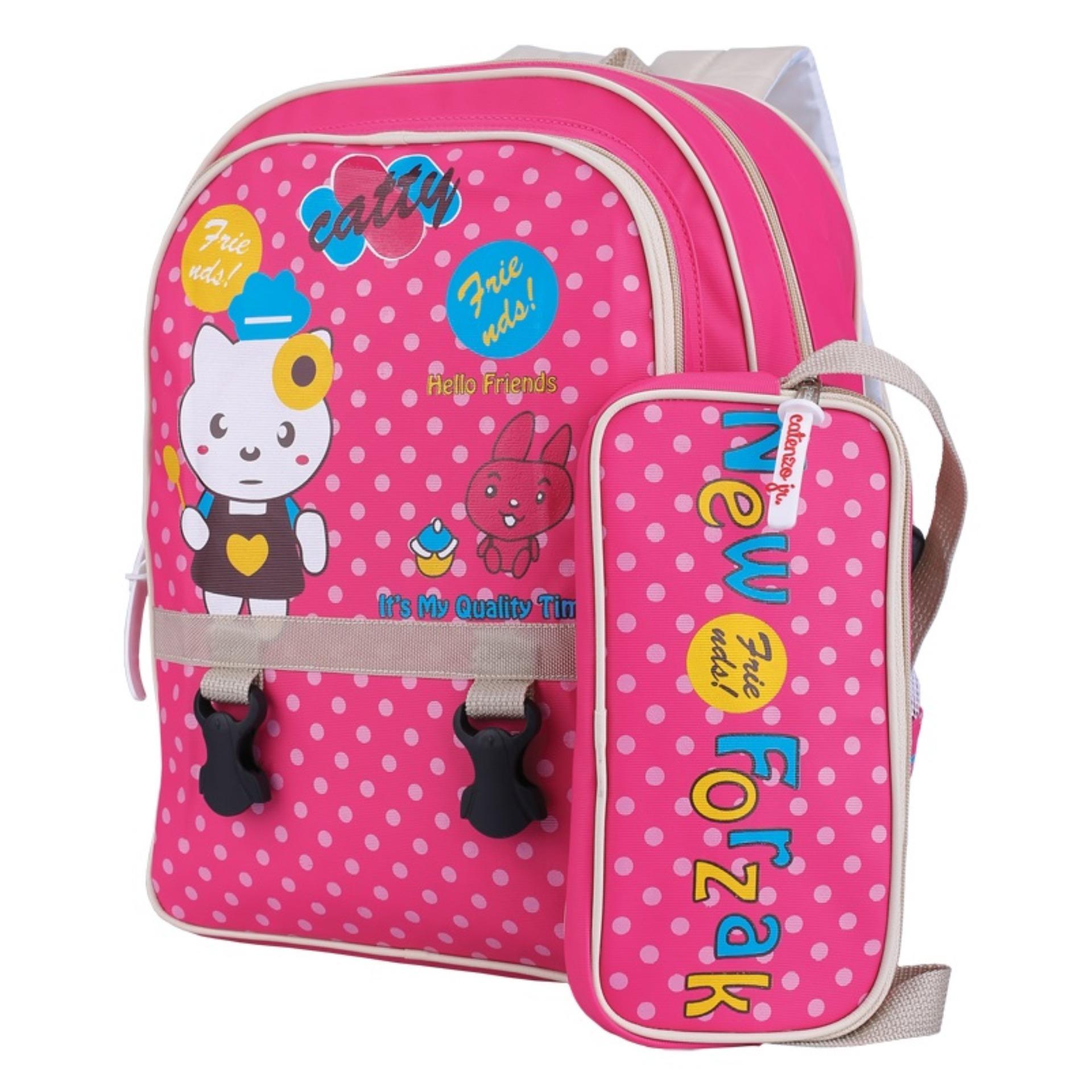 Catenzo Junior Tas Ransel Anak Laki Dolby Merah8 Lihat Daftar Garucci Sekolah Sintetis Tng 3205 Merah Warna Pink Backpack Casual Perempuan