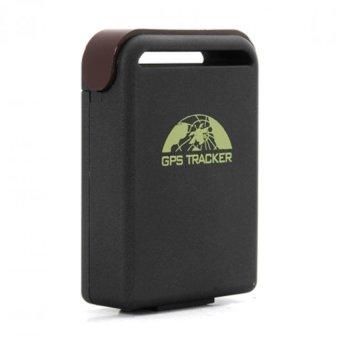 CCTV21 GPS-TK026 GSM/GPRS/GPS Tracker - Hitam