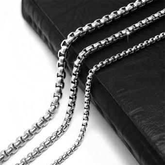 Chaonan ayat yang sama titanium baja kalung