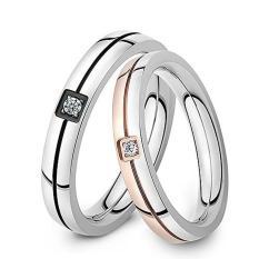 cincin couple + cincin nikah + cincin tunangan 090