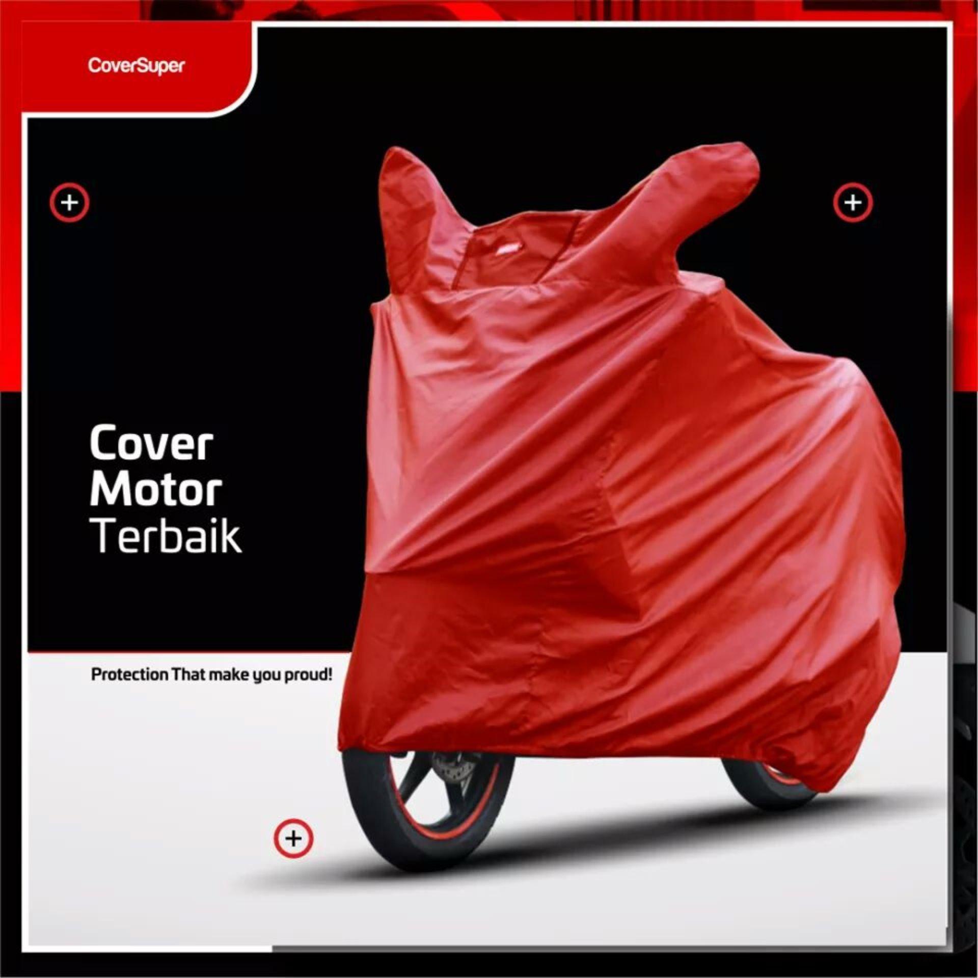 COVER MOTOR / SARUNG MOTOR / MANTEL MOTOR MATIC DAN BEBEK - SIZE .