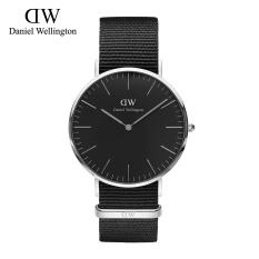 Daniel Wellington Classic Black Cornwall 40mm