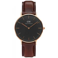 Daniel Wellington Classic Bristol Black Dial DW00100137 36mm Watch