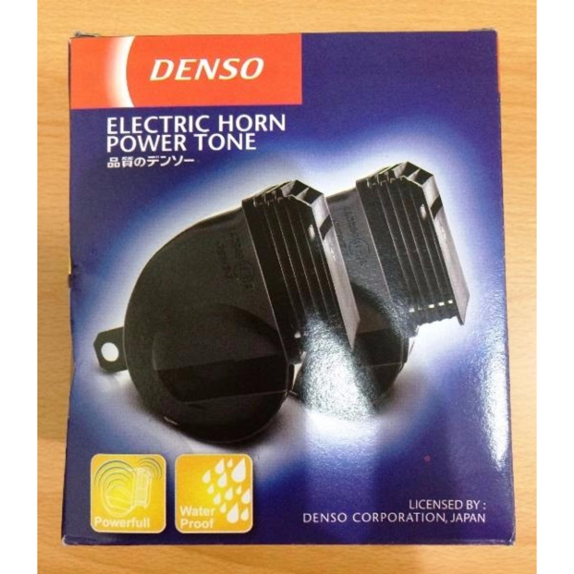 ... Denso Klakson Keong Waterproof - New Model / Anti Air 12V FullPower ...