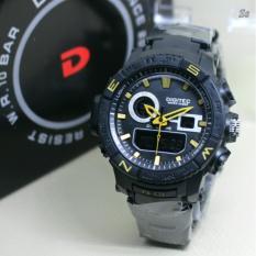Digitec Model Terbaru Stainless Stell Jam Tangan Pria-Cowo -Design Fashion - Formal - 45e0a68cbf