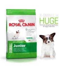 Dogfood Royal Canin X-S Junior 1-5kg