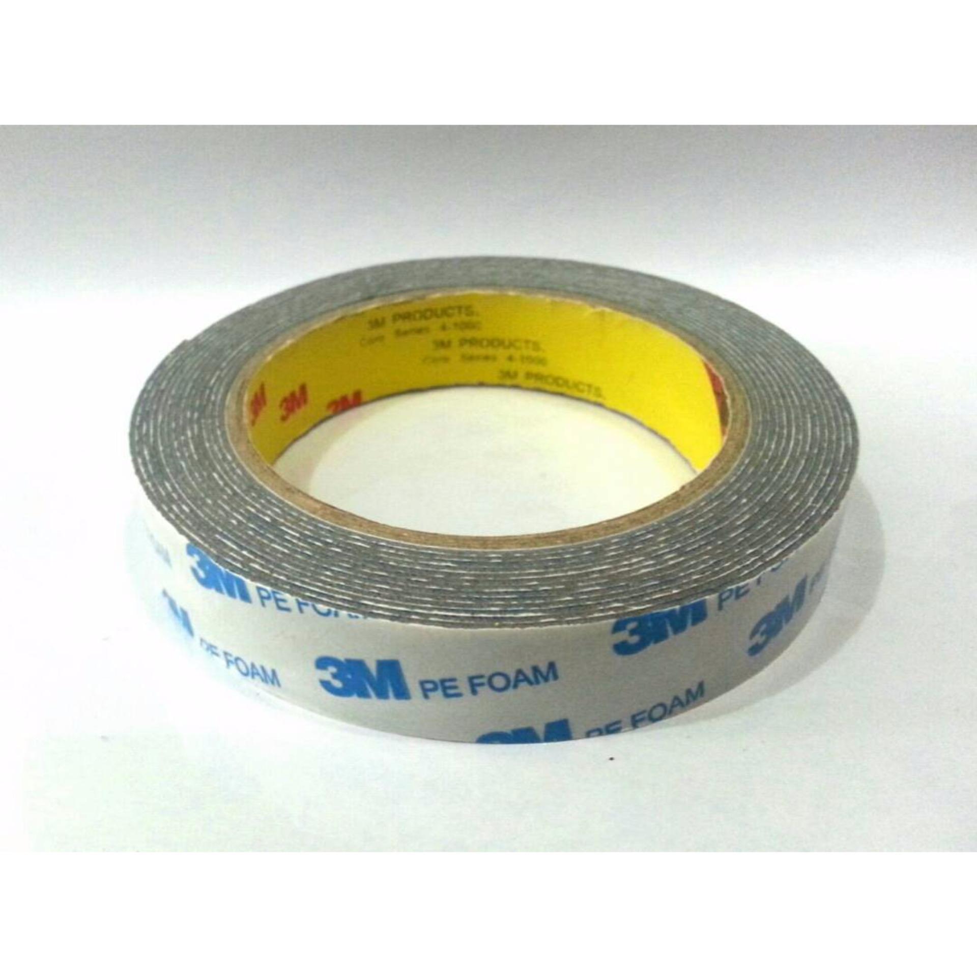 Double Tape Spons 3m Daftar Harga Terbaru Terlengkap Indonesia 9075i 7385c Coated Tissue Tapesize 12 Mm X 50 M 1 Each Putih