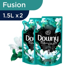 Downy Fusion Refill  1.5L - PACK OF 2