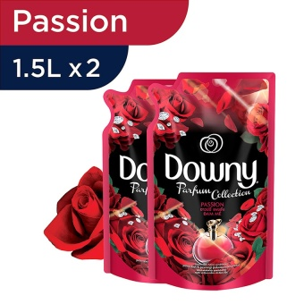 Harga Downy Passion Refill 1.5L - PACK OF 2