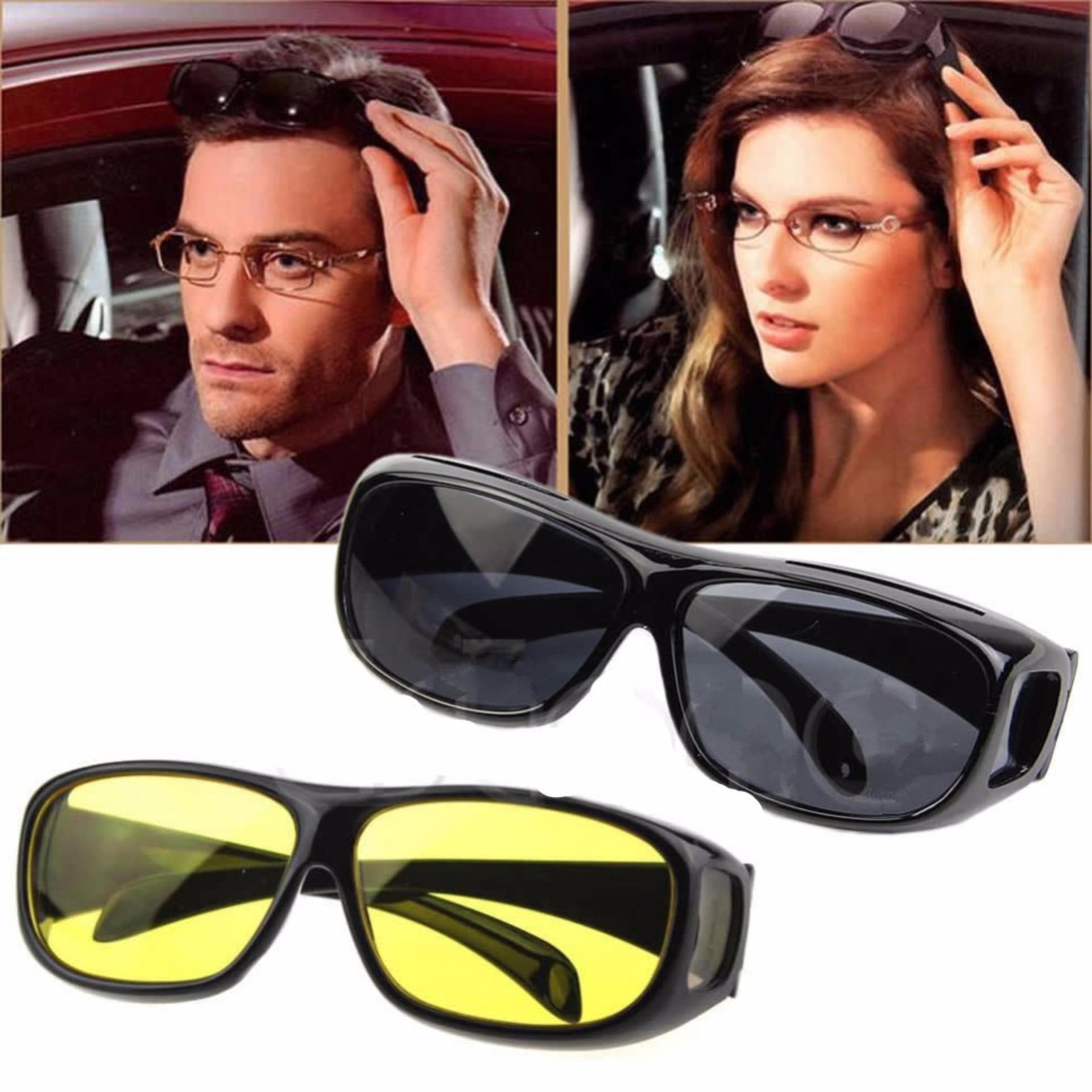 Jual Vision X Aviator Design Kacamata Penerang Malam Hari Glasses Source · Drcolections Kacamata Anti Silau HD Vision Wrap Arounds Isi 2 pcsSiang Malam