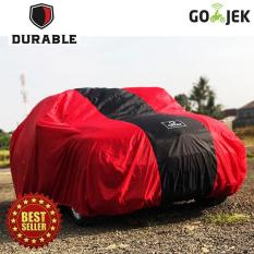 DURABLE SELIMUT MOBIL RED LIST BLACK For SUZUKI FUTURA