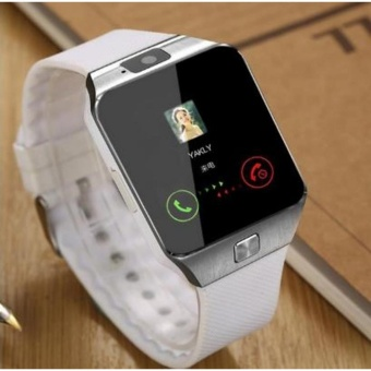 DZ09 Smart Watch with Camera for Iphone and Android Smartphones - intl