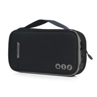 ECOSUSI Tas Kosmetik dan Peralatan Mandi Portable DigitalAccessories Gadget Devices Organizer USB Cable Charger Tote CaseStorage
