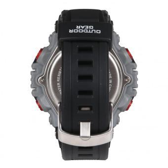 Eiger LCD Watch YP13609 - Warna Hitam - 3