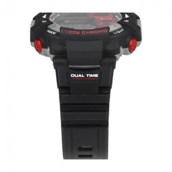Eiger LCD Watch YP13609 - Warna Hitam - 4