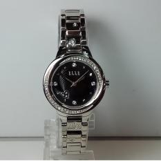 Elle Jam Tangan Wanita Elle EB00200100D1 Silver Stainless Steel