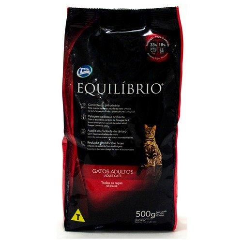 Equilibrio Adult Cats 500gr