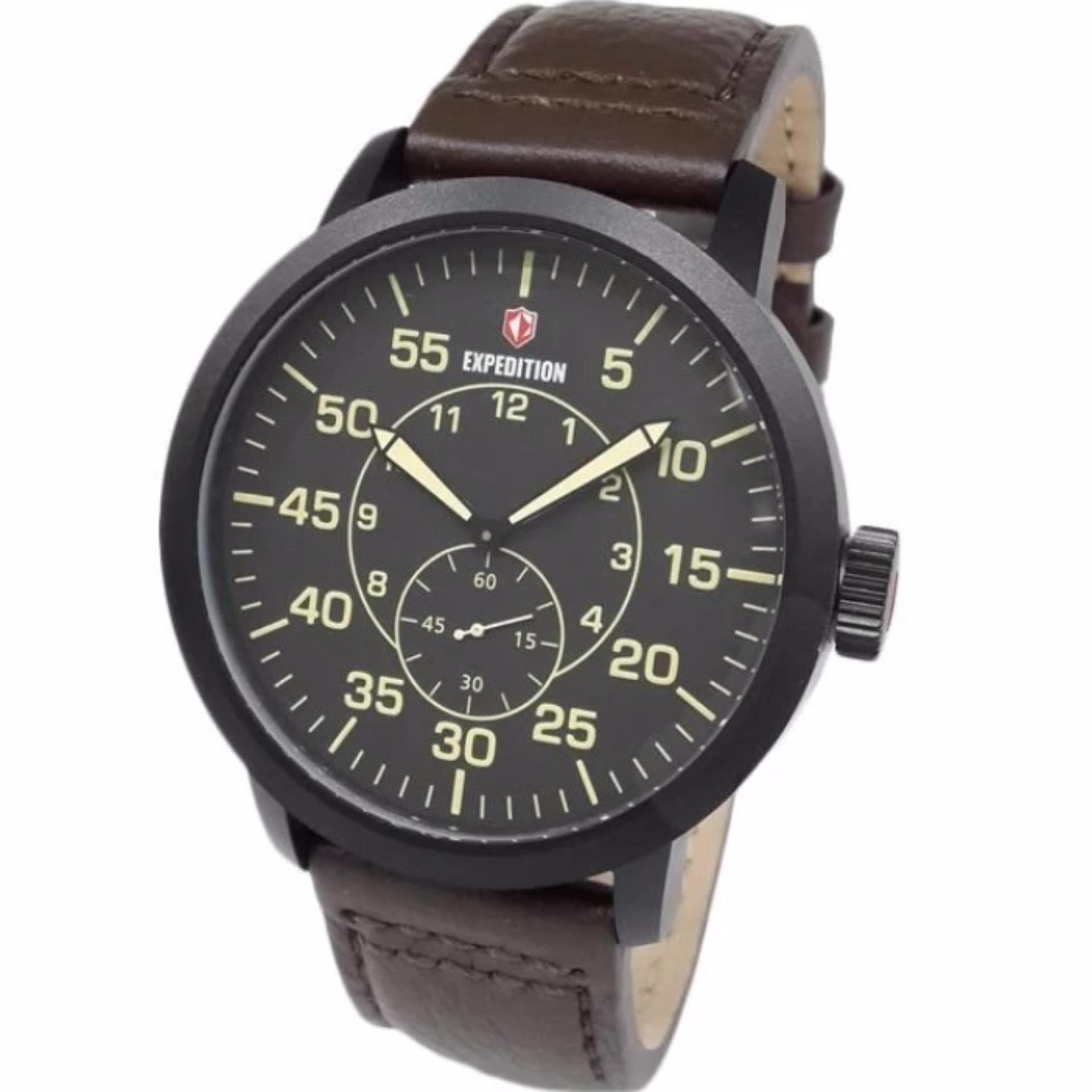 Expedition 6385 Couple Black Gold Garansi Resmi Daftar Update E6392 Leather Brown Source 6666mslipbaivbo Blackstrap