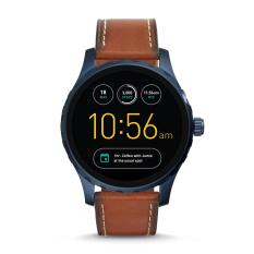 Fossil Gen 2 Smartwatch - Q Marshal Stainless Steel FTW2106P