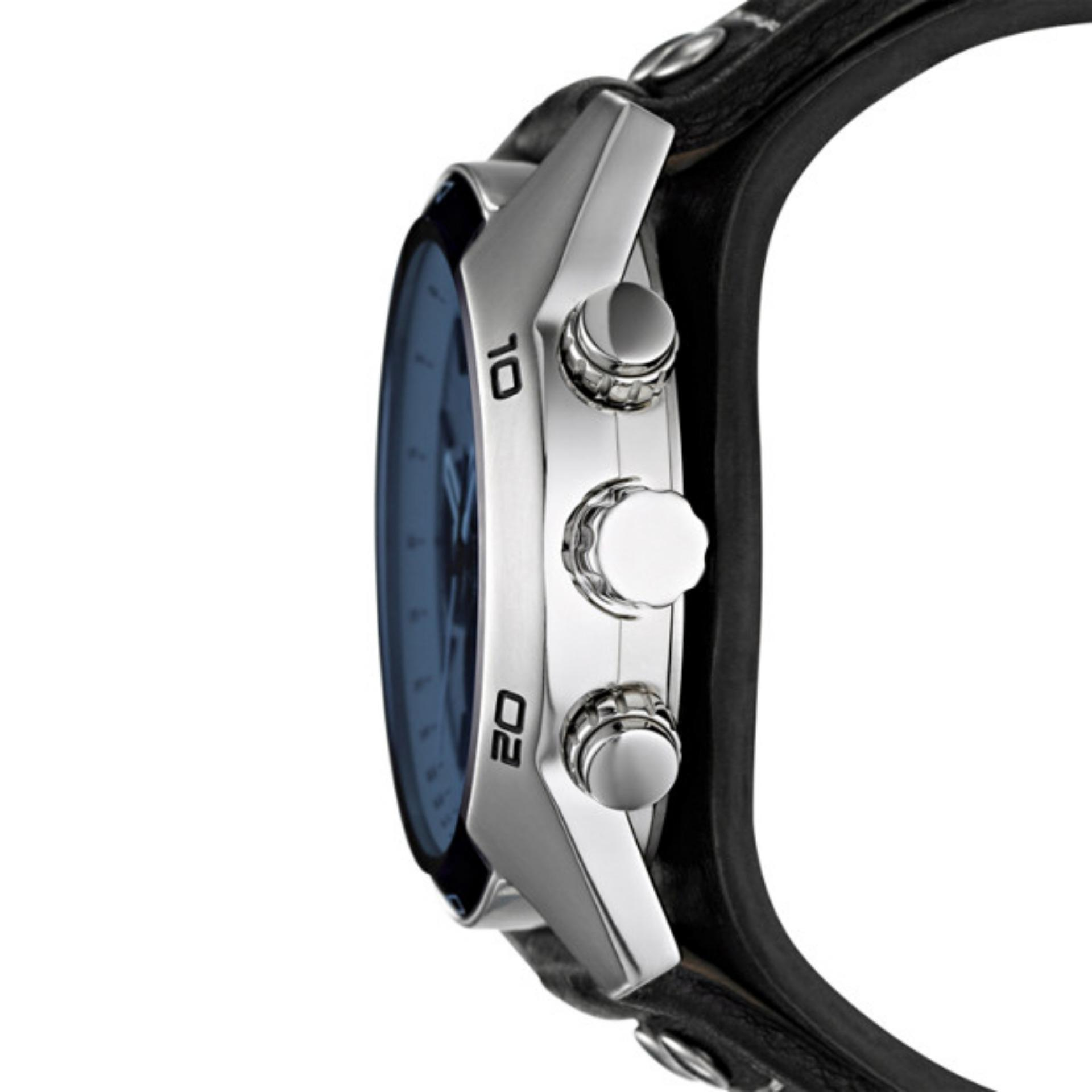 Fossil Ch2891 Coachman Chronograph Tachymeter Jam Tangan Pria Bahan Original Swatch Yvs431 Destination Roma Ch2564 Black Leather Watch