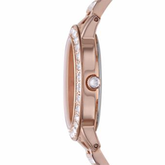 aba8b83850e4 ... Ladies Riley Multifunction Rose Gold Stainless Steel Strap Watch  ES2811. Source · Fossil Jesse Rose-Tone Stainless Steel Watch