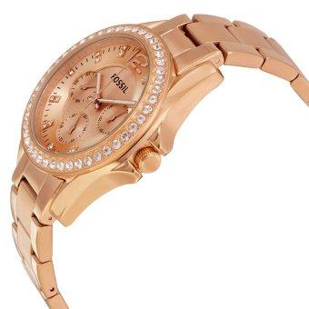 Harga Fossil Rilex ES2811 Jam Tangan Fossil Wanita Rose Gold Terbaru klik gambar.