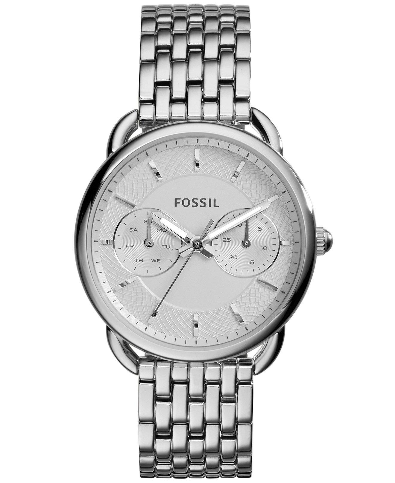 Flash Sale Fossil Wanita ES3712 - Silver
