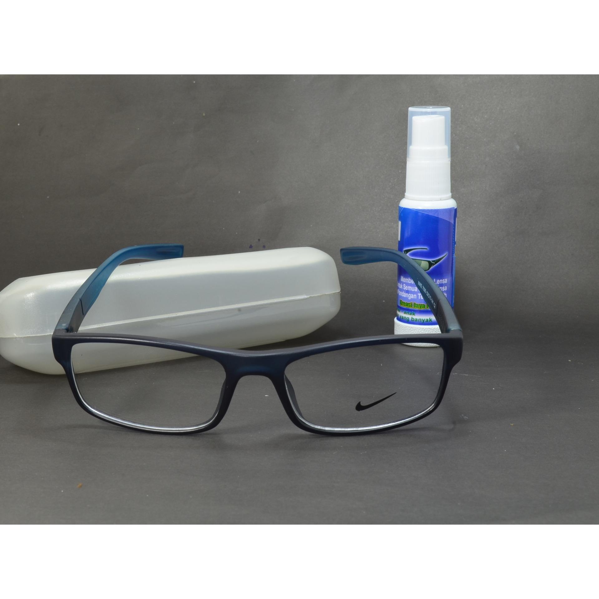 Untuk Wanita Kacamata Optik Miopia Frame pria V logo Polos Kaca Colorful Bingkai .