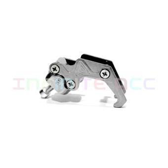 Gantungan Motor Model Robot Crome