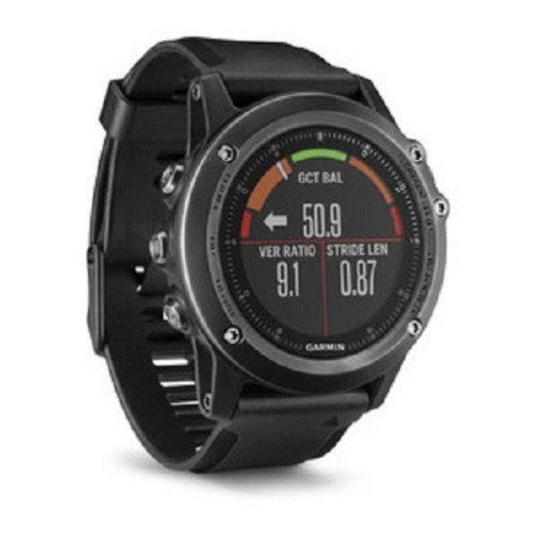 Garmin Fenix 3 jam Safir GPS olahraga luar ruangan perhiasan denganpergelangan tangan berbasis .