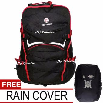 Gear Bag Discovery Tas Ransel Laptop Backpack + With Raincover