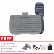 Godric Kasur Angin Mobil / Matras Portable Indoor Outdoor - Silver