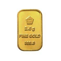 Gold Logam Mulia LM Sertifikat Asli Antam 2.5 Gram - Emas Batangan Logam Mulia - 24 Karat Sertifikat Resmi Antam