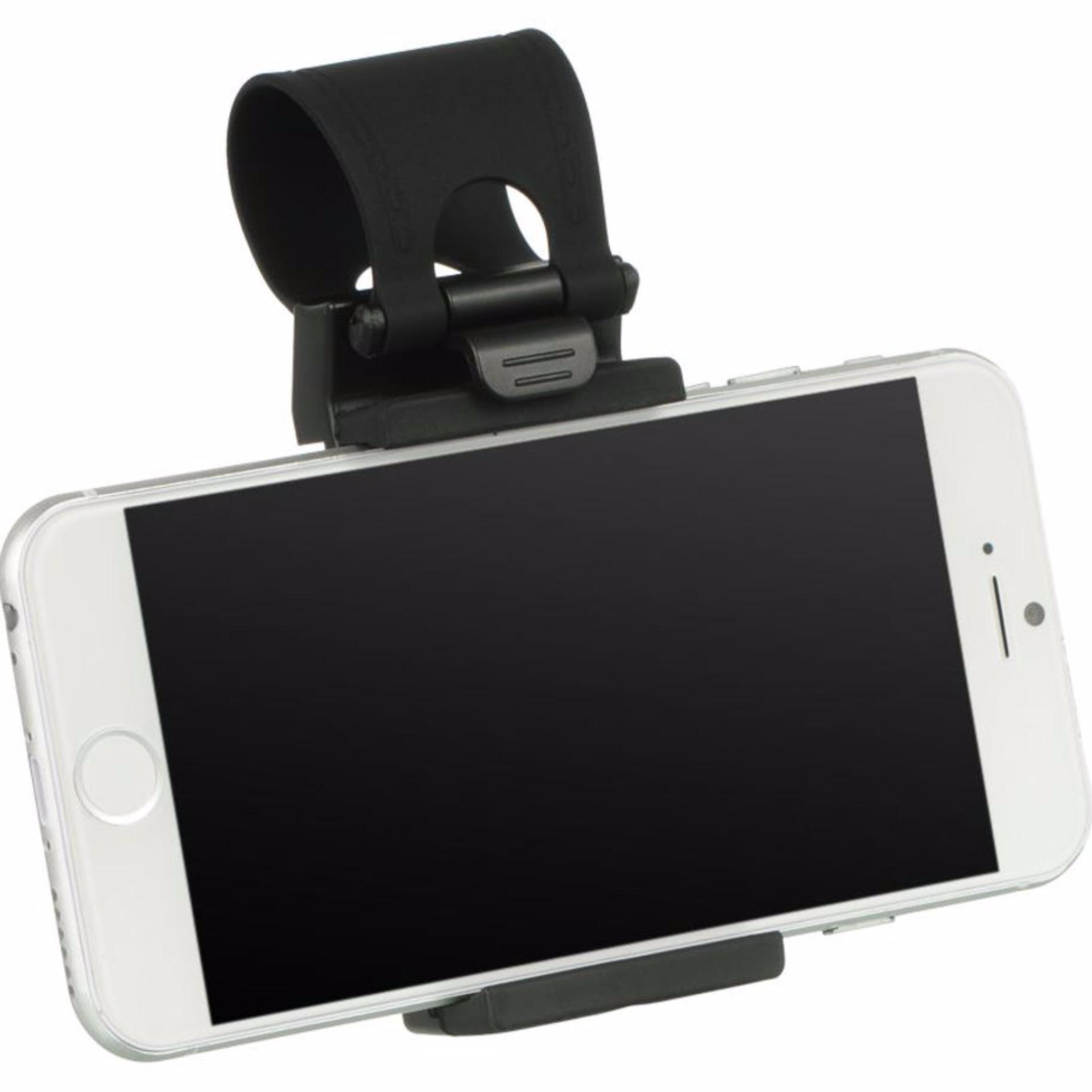 Stir Kemudi Mobil Holder Phone Daftar Harga Terbaru Terlengkap Handphone Setir Tempel Smartphone Hp Gps Goog Hitam Model Universal Bisauntuk Semua Merk