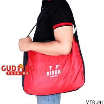 Gudang Fashion - Cover Penutup Helm - Merah