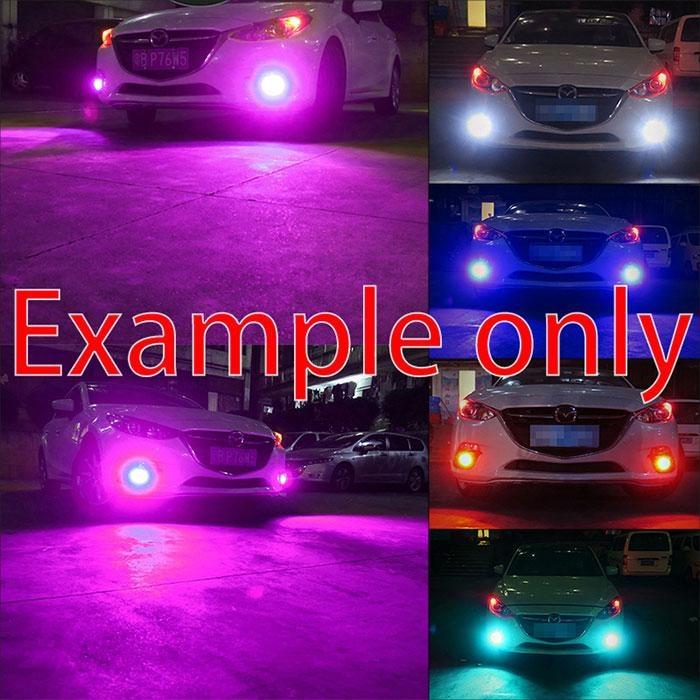 H11 / H8 SMD5630 White LED Auto mobil kabut mengemudi lampu Headlight lampu bohlam 12 V