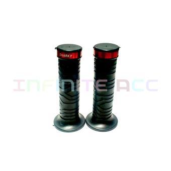 Handgrip Ring CNC Merah - 2