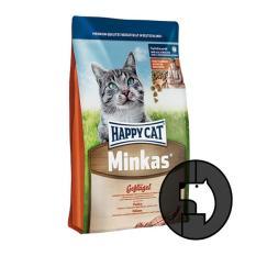 happy cat minkas 10 kg poultry