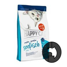 happy cat sensitive 300 gr seafish with poultry and potatoes